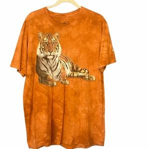 The Mountain Tiger Print Graphic T-Shirt